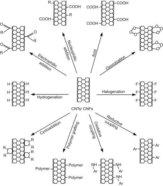High Performance Carbon Nanofibers And Nanotubes
