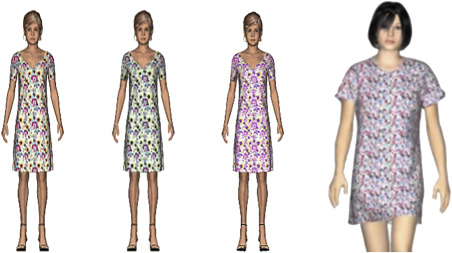 Computer-aided design—garment designing and patternmaking