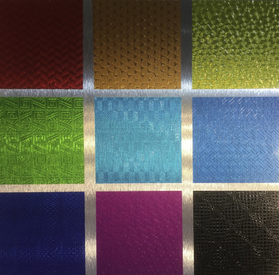 Colour printing techniques and new developments in colour
