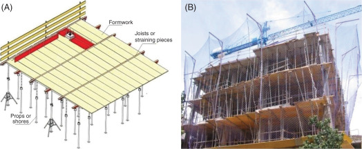 Structural failures in cast-in-place reinforced concrete