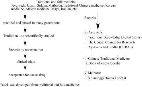 Traditional and Folk Medicine as a Target for Drug Discovery