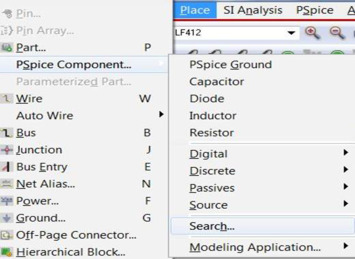 Pspice Model Editor - an overview | ScienceDirect Topics