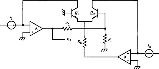 Logarithmic Amplifier - an overview   ScienceDirect Topics