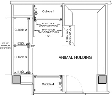 Animal Isolation Cubicles - ScienceDirect on