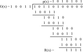 Generator Polynomial - an overview | ScienceDirect Topics