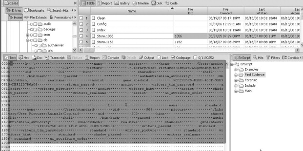 Macintosh Forensic Analysis - ScienceDirect