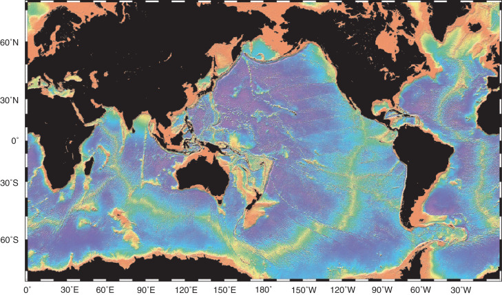 Sea Surface Topography - an overview | ScienceDirect Topics