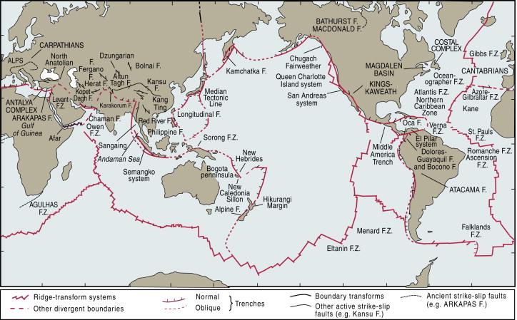 Deep ocean plates B set of 2