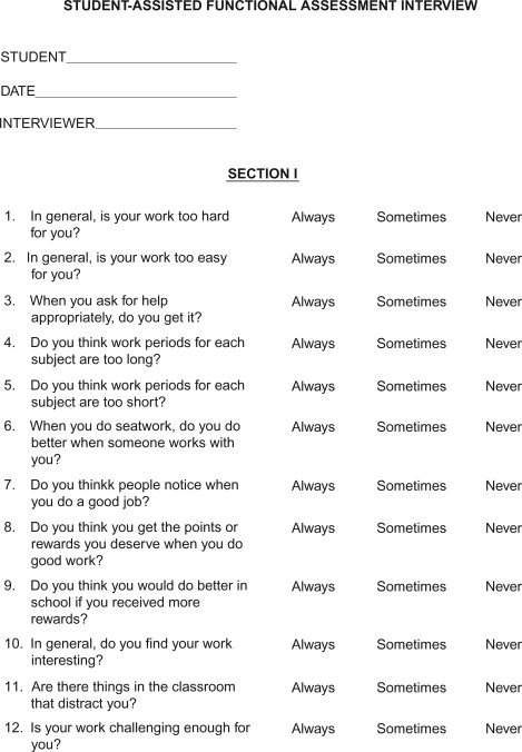 Unstructured Interview - an overview | ScienceDirect Topics