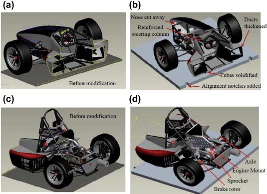 Go Kart Wheels With Sprocket