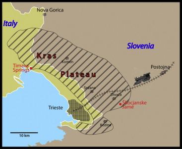 Karst An Overview Sciencedirect Topics - Us-karst-map