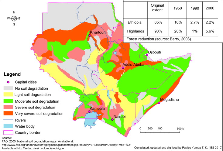 Land Degradation - an overview | ScienceDirect Topics
