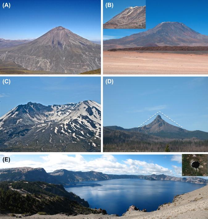 volcanoes crucibles of change