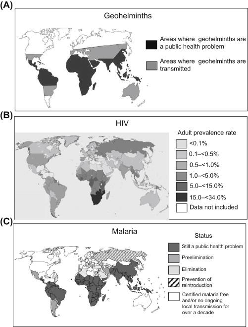 Címke: koronavírus, A helmint fertőzések átterjednek