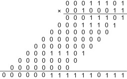Binary Multiplication - an overview | ScienceDirect Topics