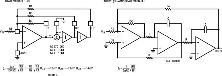 Tl084 Circuit