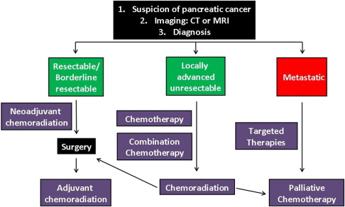 Multimodal Therapies for Pancreatic Cancer - ScienceDirect
