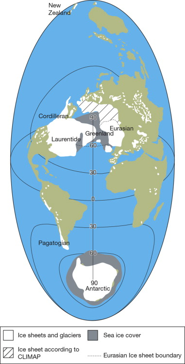 Last Glacial - an overview | ScienceDirect Topics