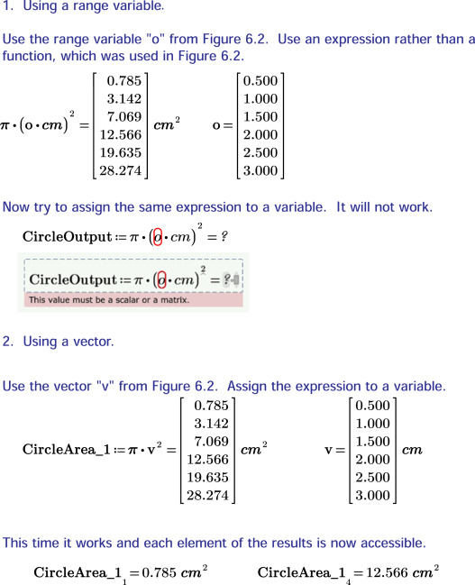 Range Variable - an overview | ScienceDirect Topics