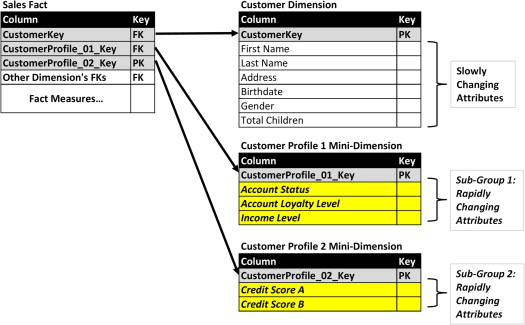 Customer Dimension - an overview | ScienceDirect Topics