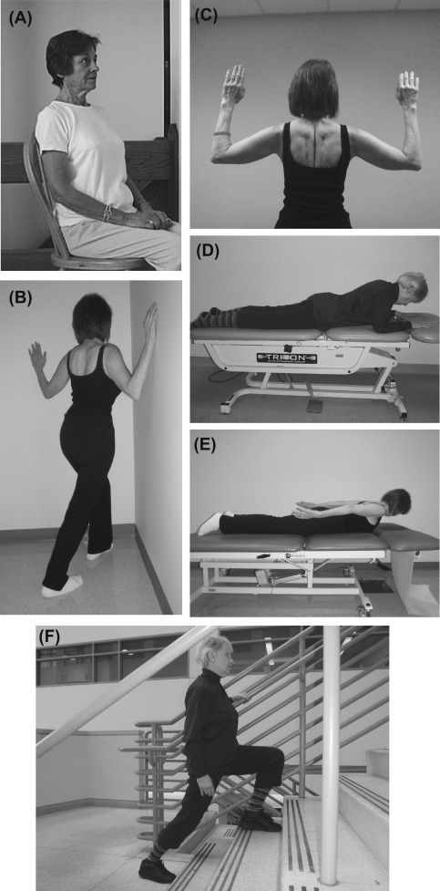 13++ Physical therapy modalities for osteoporosis information