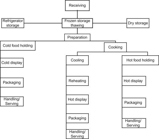Food Safety Post-processing: Transportation, Supermarkets