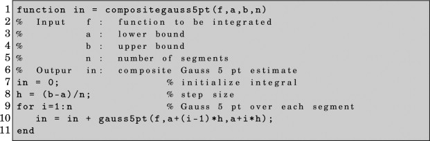 Gauss Point - an overview   ScienceDirect Topics