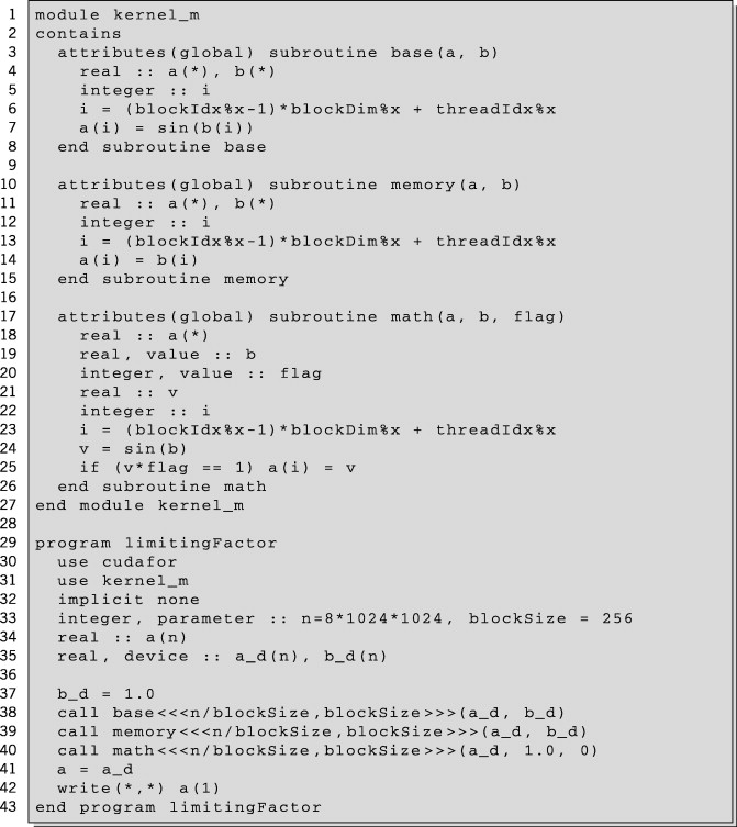 Kernel Execution Time - an overview | ScienceDirect Topics