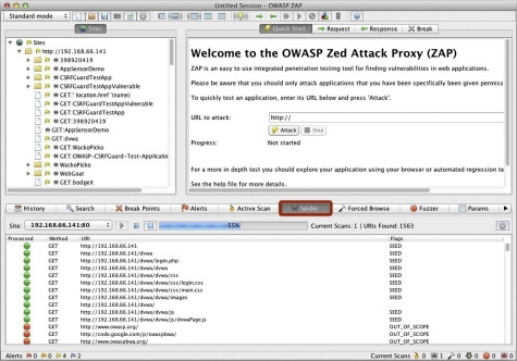 zed attack proxy - an overview   ScienceDirect Topics