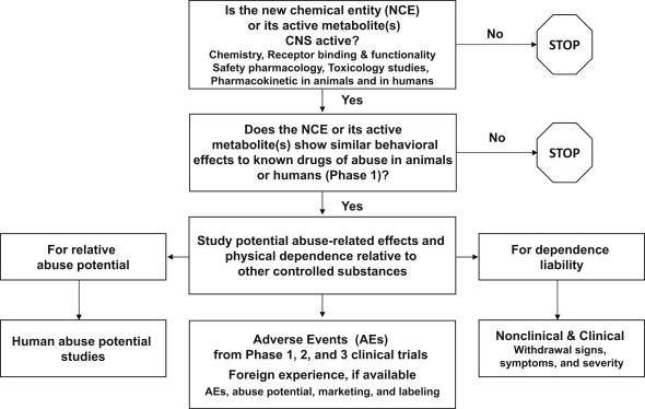 regulatory framework and guidance to the evaluation of the abuse
