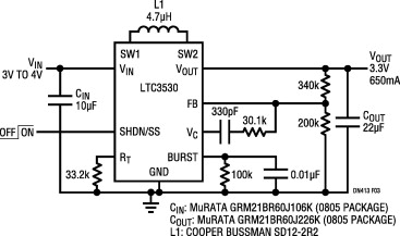 Switching Frequency - an overview | ScienceDirect Topics