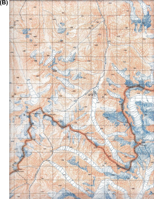Topographic Mapping - an overview | ScienceDirect Topics