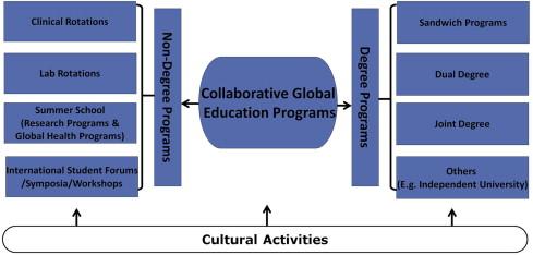 Advancing Collaborative Global Education Programs