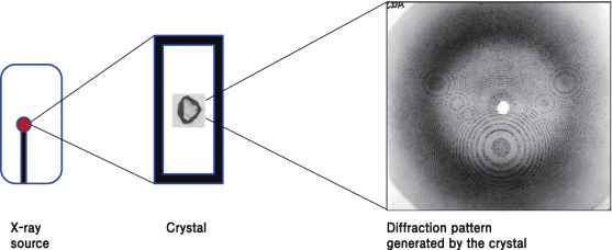 X-ray analysis of crystals