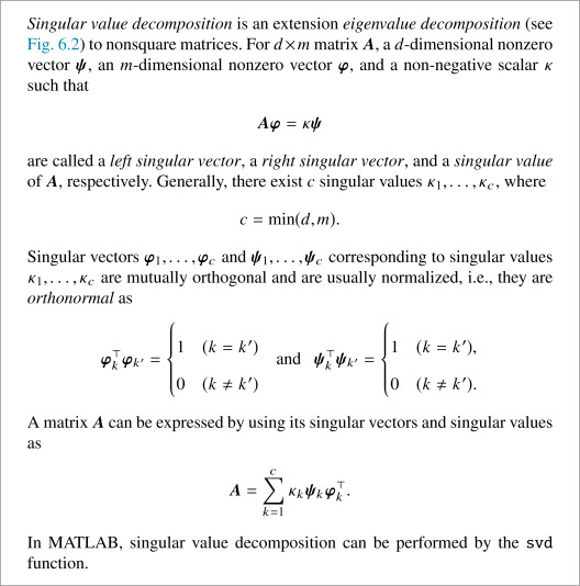 Singular Value - an overview | ScienceDirect Topics