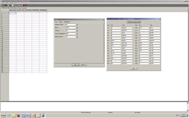 GEM-SA: The Gaussian Emulation Machine for Sensitivity