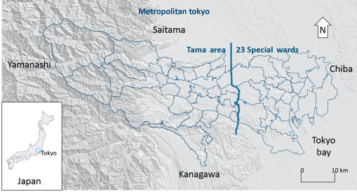 Groundwater Environment in Tokyo Japan Groundwater Environment in