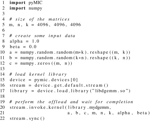 Kernel Invocation - an overview | ScienceDirect Topics