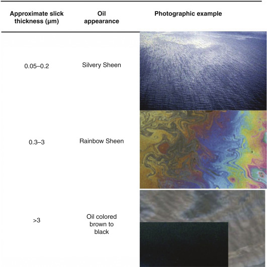 Oil Slick - an overview | ScienceDirect Topics