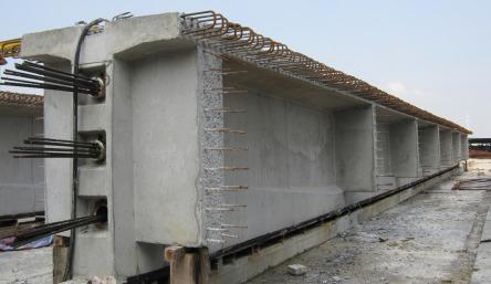 Energian Saasto—These Prestressed Concrete