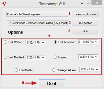 File Timestamps - an overview | ScienceDirect Topics