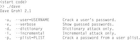 Password Cracking - an overview | ScienceDirect Topics