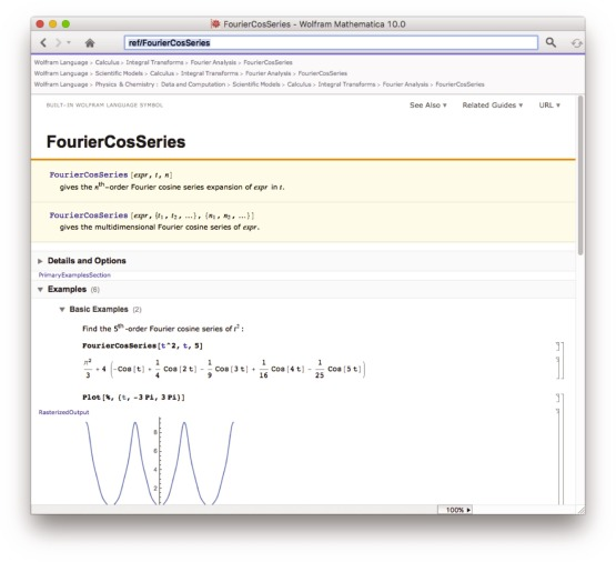 fourier cosine series - an overview | ScienceDirect Topics