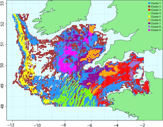 The English Channel La Manche Sciencedirect