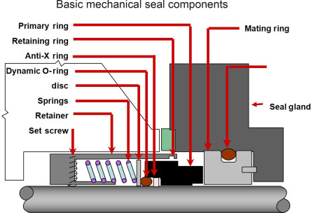 Mechanical Seal - an overview | ScienceDirect Topics