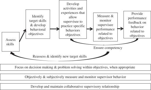 Behavior Analytic Supervision - ScienceDirect