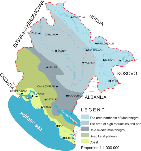 Ice Caves In Montenegro And Bosnia And Herzegovina Sciencedirect