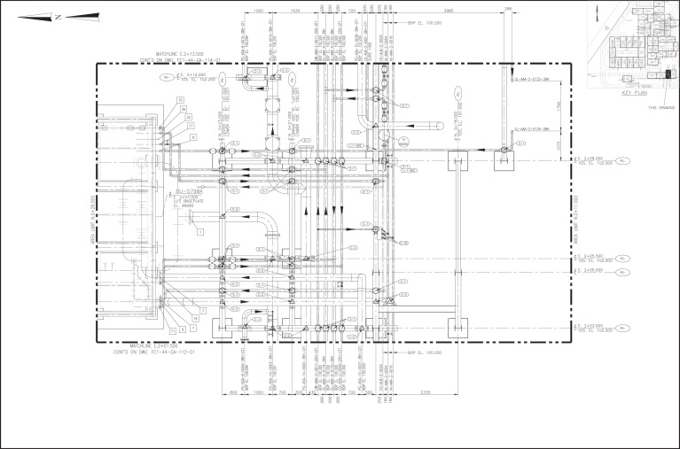 Piping Layout Drawing - Today Wiring Schematic Diagram