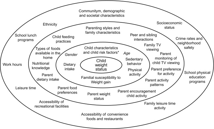 Family Influences - an overview | ScienceDirect Topics