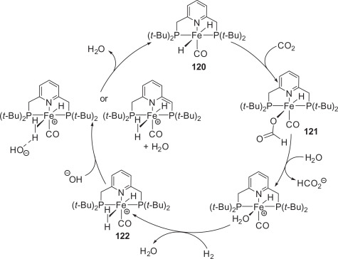 Reduction Of Co2 Mediated Or Catalyzed By Pincer Complexes